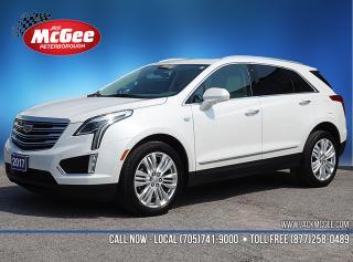 Used 2017 Cadillac XTS Premium Luxury 3.6L, Htd/Vent Ltr Bkts, Sunroof, NAV, 20
