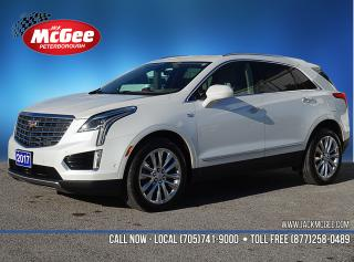 New 2017 Cadillac XTS Platinum for sale in Peterborough, ON