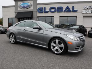 Used 2013 Mercedes-Benz E350 E350 PREMIUM AUTO LOADED. for sale in Ottawa, ON