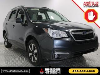 Used 2017 Subaru Forester I TOURING A/C GR for sale in Laval, QC