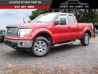Used 2010 Ford F-150 FX4 SuperCab 6.5-ft. Bed 4WD for sale in Ottawa, ON