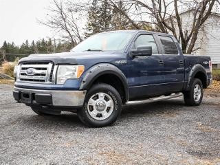 Used 2010 Ford F-150 Lariat SuperCrew 6.5-ft. Bed 4WD for sale in Ottawa, ON