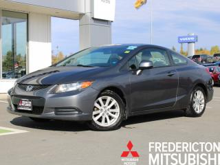 Used 2012 Honda Civic EX SUNROOF | ONLY $58/WK TAX INC. $0 DOWN for sale in Fredericton, NB