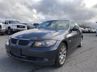 Used 2008 BMW 335i xi NEEDS TRANSMISSION REPAIRS for sale in Bolton, ON
