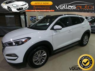 Used 2018 Hyundai Tucson SE| AWD| PANORAMIC ROOF| LTHR| APPLE CAR PLAY for sale in Vaughan, ON