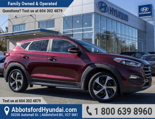 Used 2016 Hyundai Tucson Limited ACCIDENT FREE for sale in Abbotsford, BC