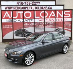 Used 2014 BMW 320i xDrive 328Xi-ALL CREDIT ACCEPTED for sale in Scarborough, ON