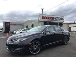 Used 2015 Lincoln MKZ HYBRID - NAVI - PANO ROOF - SELF PARKING for sale in Oakville, ON