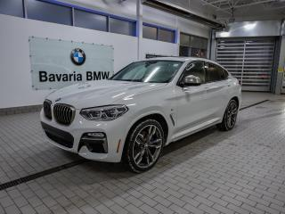 Used 2019 BMW X4 M40i for sale in Edmonton, AB
