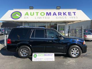 Used 2006 Lincoln Navigator 4WD CUSTOM PAINT! LOADED! LUXURY! for sale in Langley, BC