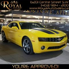 Used 2011 Chevrolet Camaro 1LT w/ Rally Sport Pkg for sale in Calgary, AB
