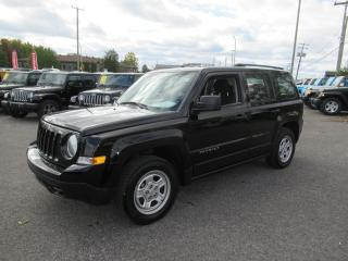Used 2016 Jeep Patriot SPORT for sale in Dollard-des-Ormeaux, QC