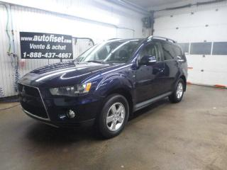 Used 2013 Mitsubishi Outlander LS AWD V6 for sale in St-Raymond, QC