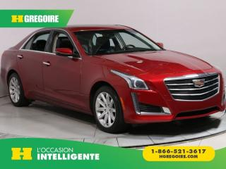 Used 2015 Cadillac CTS Luxury Awd Cuir Toit for sale in St-Léonard, QC