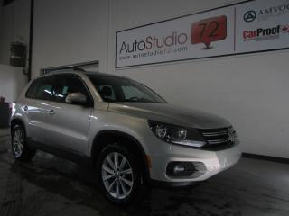 Used 2012 Volkswagen Tiguan 4Motion **CUIR**TOIT PANO** for sale in Mirabel, QC