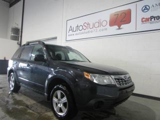 Used 2011 Subaru Forester 2.5X Commodité **AWD**MAGS**SIEGES CHAUF for sale in Mirabel, QC
