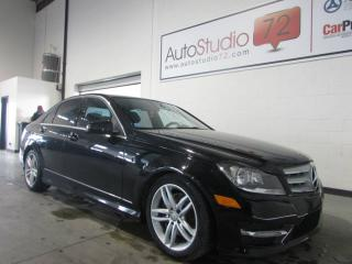 Used 2013 Mercedes-Benz C-Class C 300 4MATIC **CUIR**TOIT**AUTOMATIQUE** for sale in Mirabel, QC