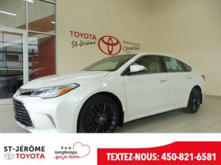Used 2016 Toyota Avalon Touring Cuir for sale in Mirabel, QC