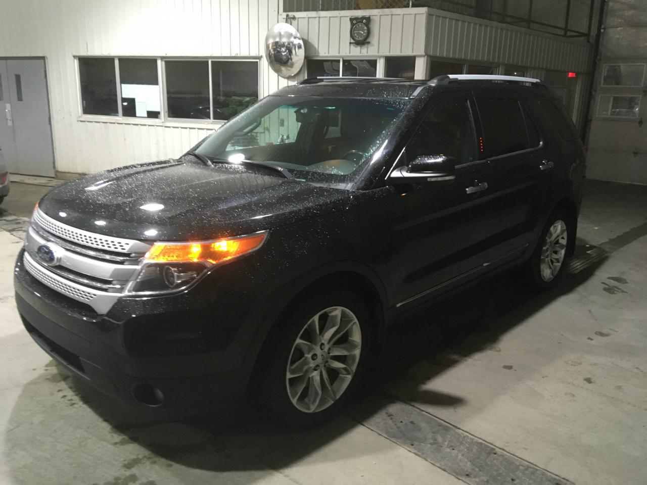 Used 2014 Ford Explorer Xlt Awd Gps Cuir Mag 20 For Sale In Carignan