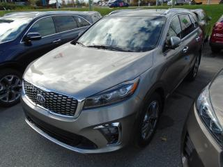 New 2019 Kia Sorento SX for sale in Owen Sound, ON