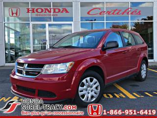 Used 2015 Dodge Journey MOINS CHÈRE QC + 31 560 KM + WOW for sale in Sorel-Tracy, QC