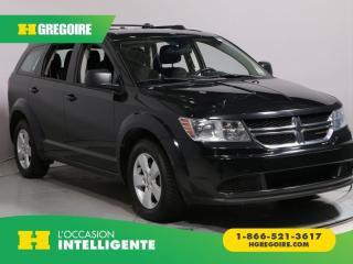 Used 2014 Dodge Journey VALUE PKG 7PLACES for sale in St-Léonard, QC