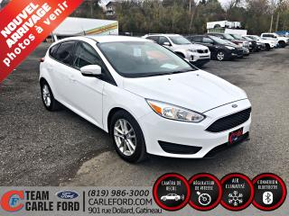 Used 2017 Ford Focus Hayon 5 portes SE for sale in Gatineau, QC