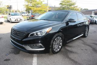 Used 2015 Hyundai Sonata 2.4L Sport Tech for sale in Toronto, ON