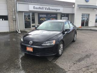Used 2016 Volkswagen Jetta TRENDLINE+ for sale in Walkerton, ON