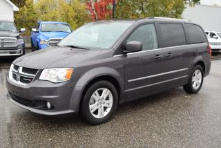 Used 2017 Dodge Grand Caravan Crew+7 for sale in Sherbrooke, QC
