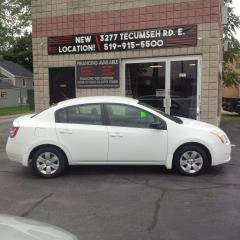 Used 2009 Nissan Sentra 2.0 S for sale in Windsor, ON