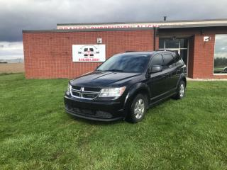 Used 2011 Dodge Journey Canada Value Pkg for sale in London, ON