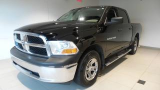 Used 2012 RAM 1500 Cabine multiplaces 4RM, for sale in St-Raymond, QC
