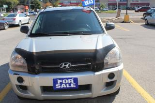Used 2007 Hyundai Tucson GL w/Air Pkg for sale in Scarborough, ON