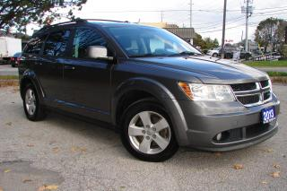 Used 2013 Dodge Journey SE Plus for sale in Mississauga, ON