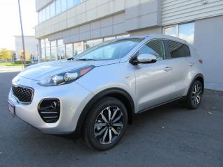 Used 2018 Kia Sportage EX AWD for sale in Mississauga, ON