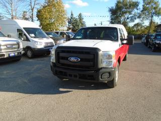 Used 2011 Ford F-250 XL CREW LONG BOX 2WD for sale in North York, ON