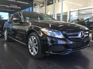 Used 2017 Mercedes-Benz C-Class C 300, HEATED SEATS, NAVI, ACCIDENT FREE for sale in Edmonton, AB