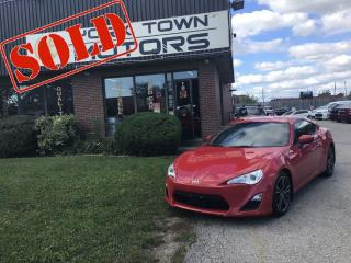 Used 2014 Scion FR-S OneOwner|KeylessEntry|AllServiceRecords for sale in North York, ON
