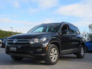 Used 2014 Volkswagen Tiguan 2.0 TSI / ONE OWNER / ACCIDENT FREE for sale in Newmarket, ON