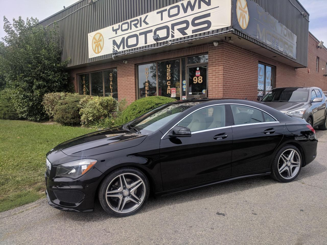 Used 2015 Mercedes-Benz CLA 250 250|AWD|NAV|Leather|BackCam