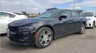 Used 2017 Dodge Charger SXT - AWD for sale in Aurora, ON