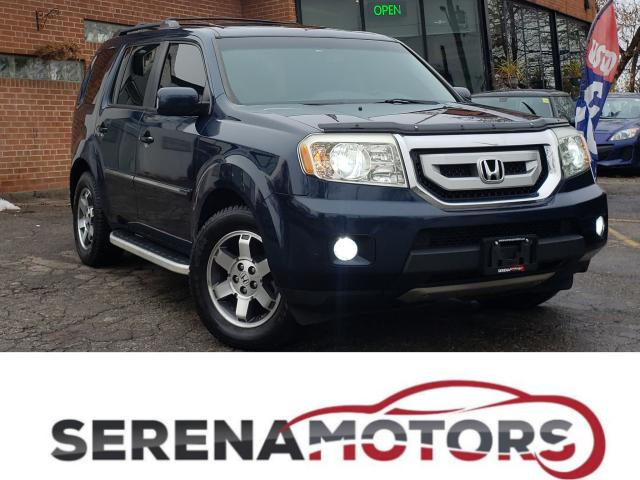 2009 Honda Pilot TOURING |  FULLY LOADED | ONE OWNER | NO ACCIDENTS