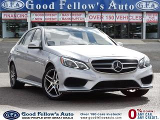 Used 2015 Mercedes-Benz E300 4MATIC, PAN ROOF, NAVIGATION, POWER LIFT GATE for sale in Toronto, ON