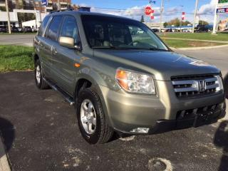Used 2008 Honda Pilot EX-L for sale in Toronto, ON