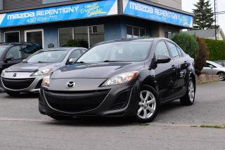 Used 2011 Mazda MAZDA3 Gs Cruise, A/c for sale in Repentigny, QC