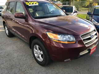 Used 2009 Hyundai Santa Fe GL for sale in St Catharines, ON