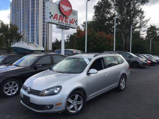Used 2011 Volkswagen Golf Wagon Comfortline for sale in Cambridge, ON
