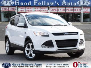 Used 2014 Ford Escape SE MODEL, 2.0 LITER ECOBOOST, REARVIEW CAMERA, 4WD for sale in Toronto, ON
