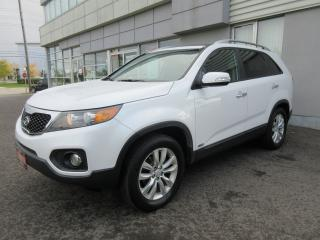 Used 2011 Kia Sorento EX Lux w/3rd Row for sale in Mississauga, ON